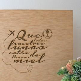 ÁLBUM LUNA DE MIEL